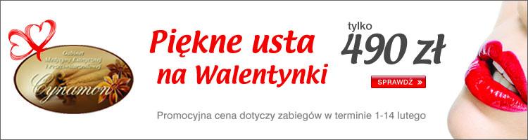 Powiększanie ust Katowice