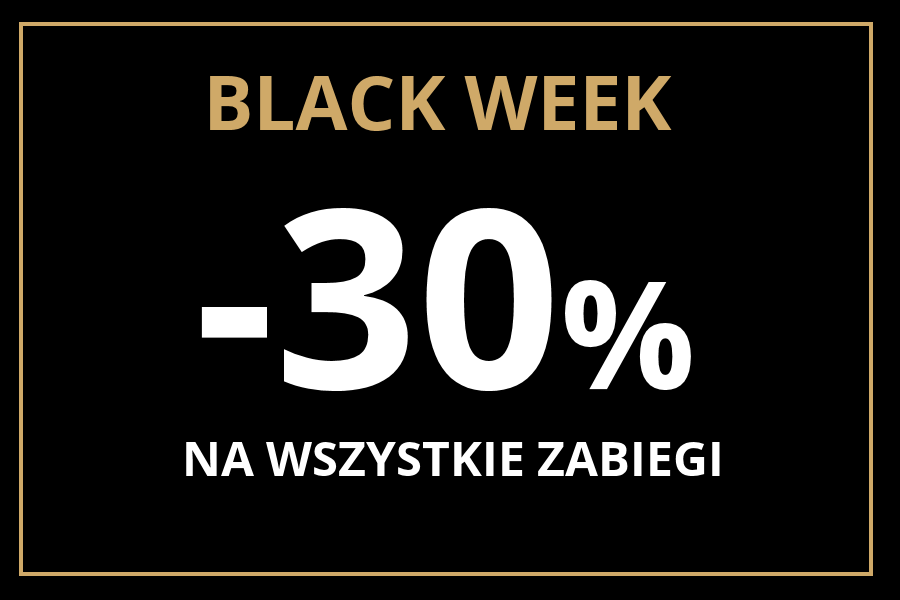 black week Cynamon Gabinet