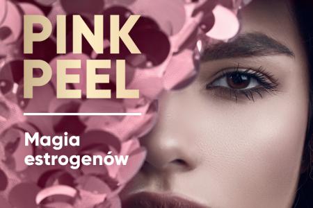pink peel magia estrogenów